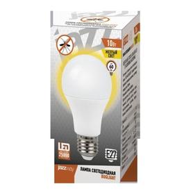 Лампа PLED-A60 10W E27 BUGLIGHT YELLOW от насекомых JAZZWAY в Калининграде