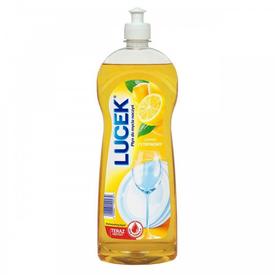 Средство для мытья посуды Лимон LUCEK 1л в Калининграде
