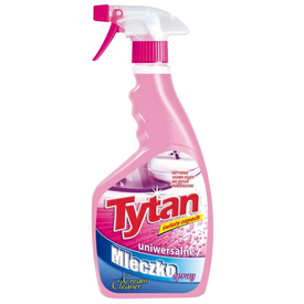 Средство моющее универсальное супер жидкость для чистки Tytan розовая бутылка 500 мл в Калининграде