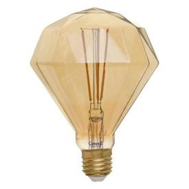 Лампа светодиодная филаментная BS бриллиант 10W 230V 2700K E27 GENERAL в Калининграде