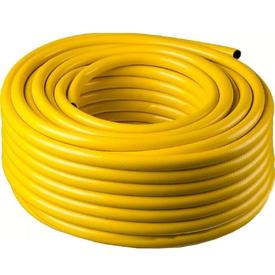 Шланг д/газа 9 мм (10 метров), желтый в Калининграде