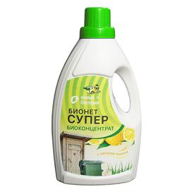 Биоконцентрат для биотуалетов и канализационных систем Бионет Супер 950 мл, Живые бактерии в Калининграде