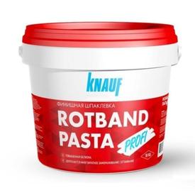 Шпаклевка готовая полимерная KNAUF Rotband Pasta Profi 18кг в Калининграде