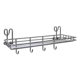 Полка для рейлинга 29х9,5х10см для специй кухонная навесная AN52-136 в Калининграде