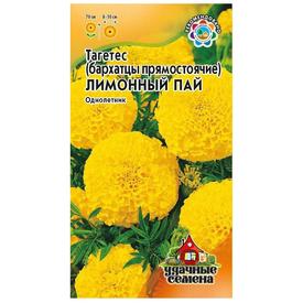 Бархатцы пр. Лимонный пай (Тагетес) Удачные семена в Калининграде