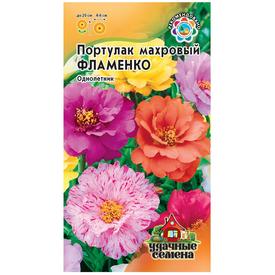 Портулак Фламенко махровый Удачные семена в Калининграде
