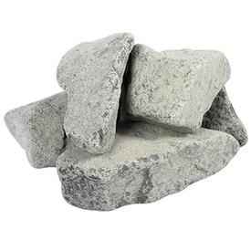 Камни для банных печей Габбро-Диабаз обвалованные 20кг в Калининграде