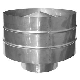 Дефлектор на трубу для дымохода нержавеющая сталь d150 в Калининграде