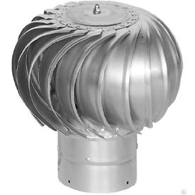 Турбодефлектор 100мм металлический оцинкованный в Калининграде