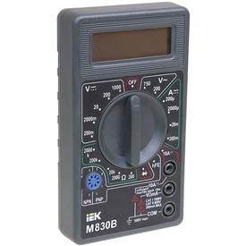 Мультиметр цифровой Universal M830B ИЭК в Калининграде