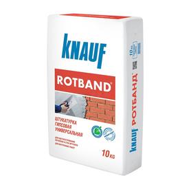 Штукатурка гипсовая ручного нанесения KNAUF ROТBAND 10кг в Калининграде