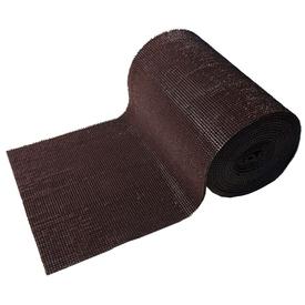 """Коврик-дорожка """"Травка"""" 0,90х15м на противоскользящей основе, темно-коричневый VORTEX в Калининграде"""