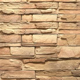 Плитка фасадная цементная СКАЛА Бежевый, мультиформат, уп 0,45м2 в Калининграде