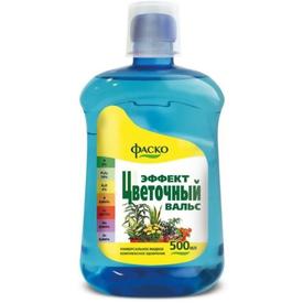 Удобрение жидкое Эффект цветочный 500мл в Калининграде