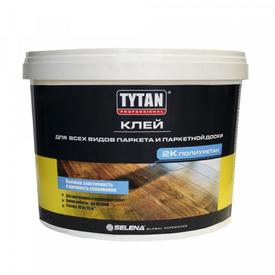 Клей для всех видов паркета и паркетной доски, 2-компонентный, TYTAN Professional 10 кг в Калининграде