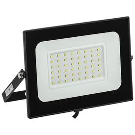 Прожектор LED СДО06-50W 6500K 4000лм светодиодный черный IP65 ИЭК в Калининграде