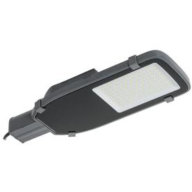 Светильник светодиодный консольный ДКУ 1002-50Д 50Вт 5000К 5000лм IP65 серый ИЭК в Калининграде