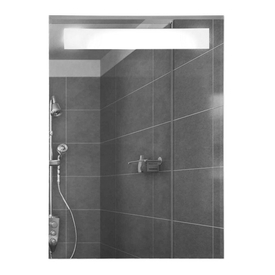Зеркало 57х74см с светодиодной подсветкой 45402 Санакс в Калининграде