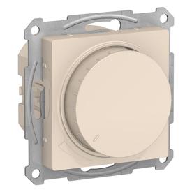 Механизм диммер для LED ламп 315Вт ATLASDESIGN бежевый SchE ATN000234 в Калининграде