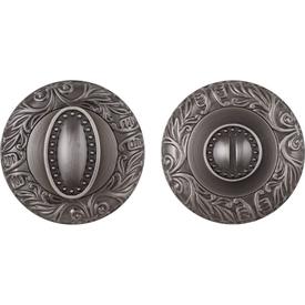 Завёртка сантехническая Fuaro BK6 SM AS-3 серебро античное в Калининграде