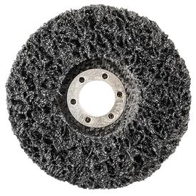 Круг шлифовальный синтетическая основа 125х22 мм для УШМ ЧЕРНЫЙ CS 3М в Калининграде