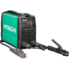 Аппарат сварочный инверторный 160А MMA 1500Вт электроды: 1,6-3,25мм EW3500 HITACHI кейс в Калининграде