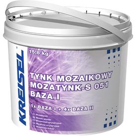 Штукатурка мозаичная  KREISEL MOZATYNK-S 051 (База 1) 4кг в Калининграде