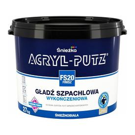 Шпаклевка готовая полимерная ACRYL-PUTZ FS20 FINISZ 27кг в Калининграде