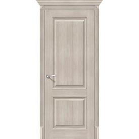 Полотно дверное глухое Классико-32 60х200 см, эко шпон, Cappuccino в Калининграде