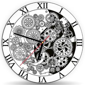 Часы Часовой механизм 30*30см в Калининграде