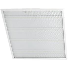 Панель светодиодная ДВО 6561-P 36Вт 4000К 3100лм 595×595×20 (накл/встр) призма ИЭК в Калининграде