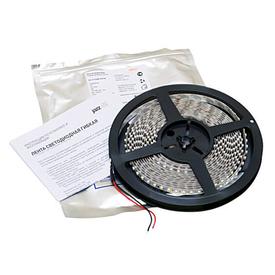 Лента LED PLS-5050/60 12V бел/хол 5м IP20 JAZZWAY (14,4 Вт/м) в Калининграде