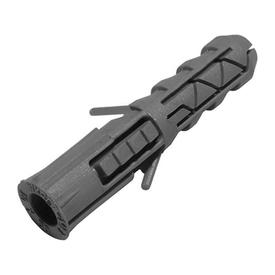 Дюбель распорный 6х30 мм полипропиленовый без шурупа 35 шт. блистер Wkret-Met в Калининграде