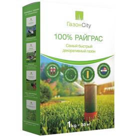 Семена газонной травы ГазонCity Райграс 100% самый быстрый декоративный газон 1кг в Калининграде