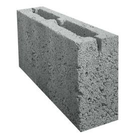 Блок перегородочный керамзитобетонный 20х10х40 см Росдым в Калининграде