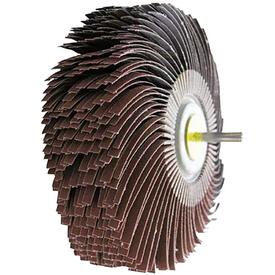 Круг лепестковый для профильной шлифовки 180х25х6мм Р180 в Калининграде