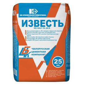 Известь гидратная гашеная 25кг в Калининграде