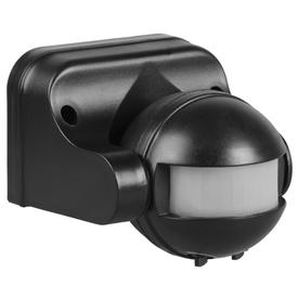 Датчик движения ДД 009 черный, макс. нагрузка 1100Вт, угол обзора 180град., дальность 12м, IP44, ИЭК в Калининграде