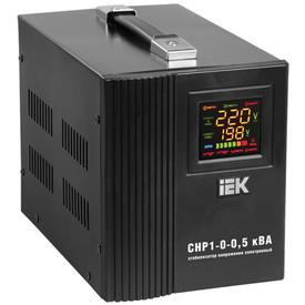 Стабилизатор напряжения HOME СНР1-0-0,5 кВА электронный переносной ИЭК в Калининграде
