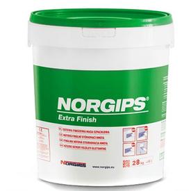 Шпаклевка готовая полимерная NORGIPS Extra Finish (All Purpose Ready Mix) 28кг (33) в Калининграде