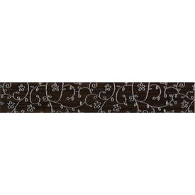 Бордюр для стен Зебрано классик браз 45 х 7 см Rovese