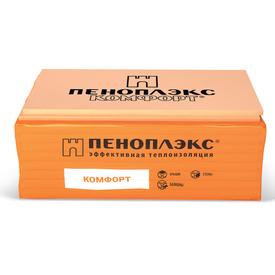 Пенополистирол экструзионный ПЕНОПЛЭКС КОМФОРТ® 100х585х1185 мм Т-15 в Калининграде