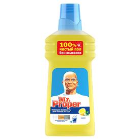 Средство для мытья для полов и стен Mr.Proper Лимон 0,5л в Калининграде