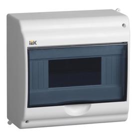 Ящик наружный пластик КМПн для 9-и автоматов с крышкой IP31 IEK в Калининграде