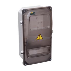Ящик наружный пластик ЩУРн-П 3/8 IP55 IEK в Калининграде