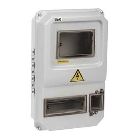 Ящик наружный пластик ЩУРн-П 3/7-2 IP55 IEK в Калининграде