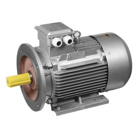 Электродвигатель 3ф АИР 112M4 380В 5,5кВт 1500об/мин 2081 лапы+фланец DRIVE ИЭК в Калининграде