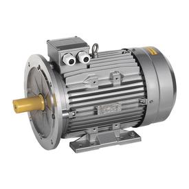 Электродвигатель 3ф АИС 132M4 380В 7,5кВт 1500об/мин 2081 лапы+фланец DRIVE ИЭК в Калининграде